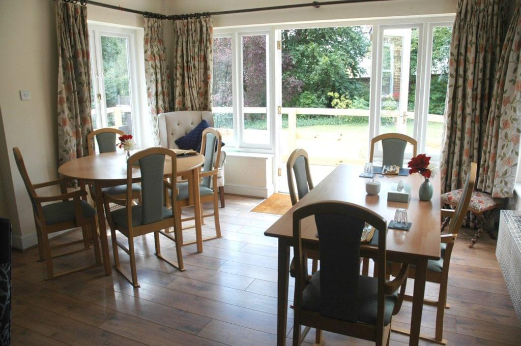 Meadway Dining room
