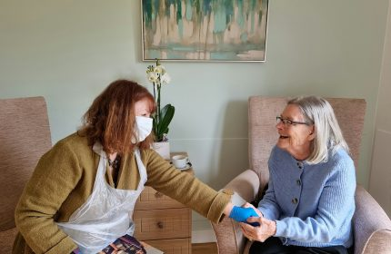 essential caregiver at a brendoncare home