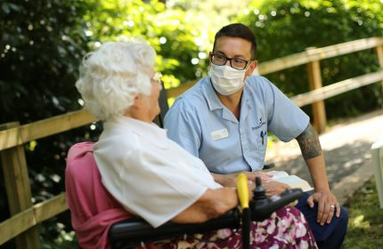 Choosing a care home with confidence